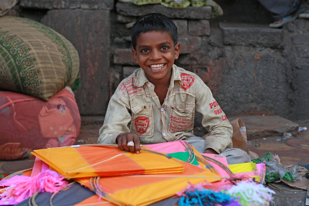 Uttarayana-Kite-Seller