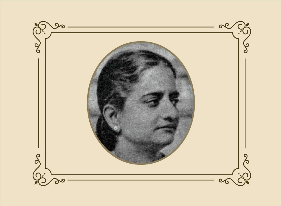 A.Lalitha-first-electrical-engineer-from-India