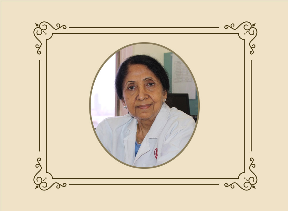 Indira-Hinduja-first-Indian-gynecologist