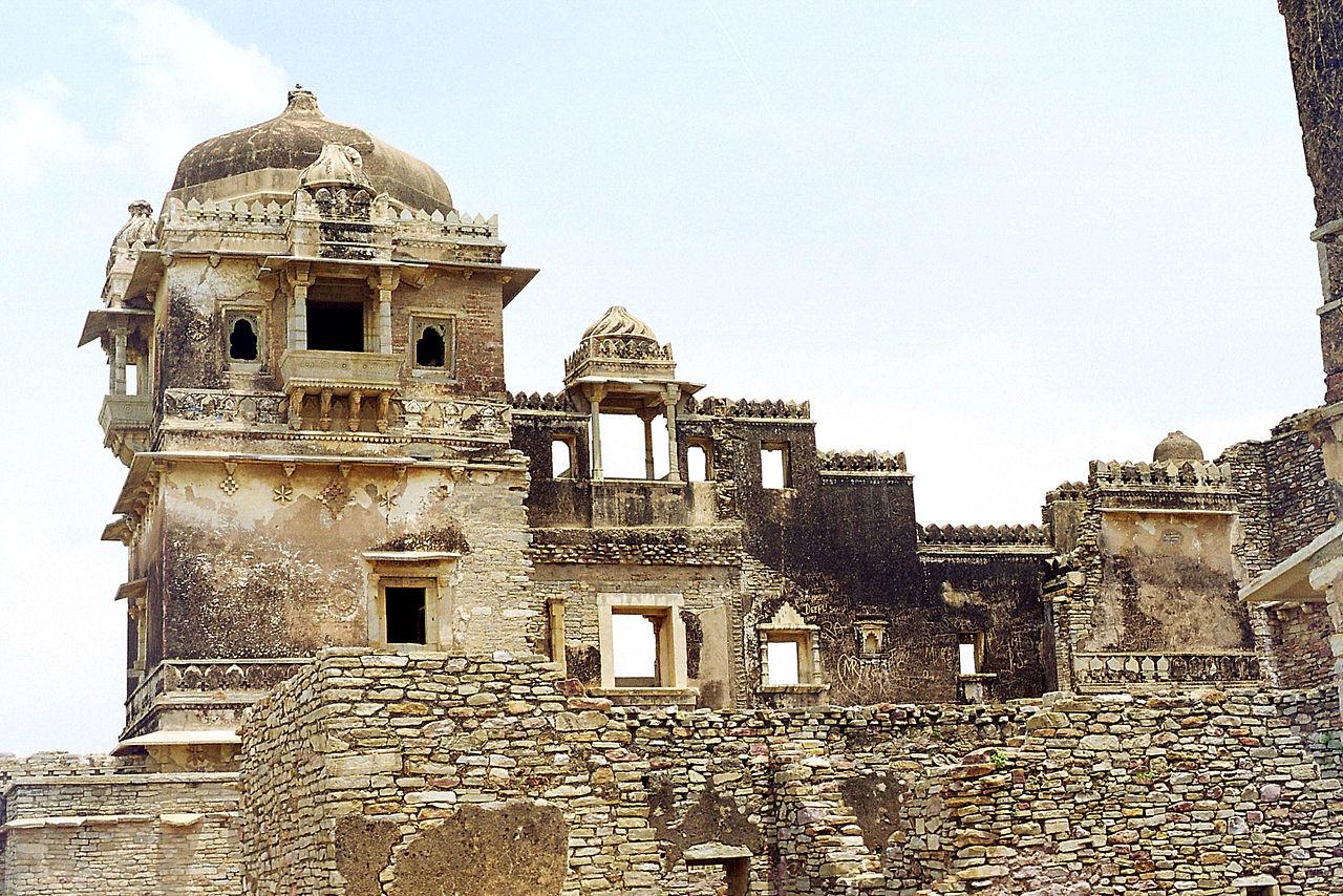 Kumbha_Palace legend