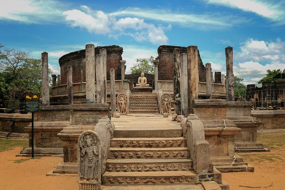 Places-to-visit-in-Sri-Lanka-polonnaruwa
