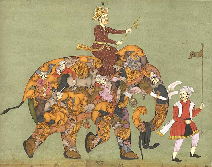 The Depiction of Animals & Birds in Indian Arts