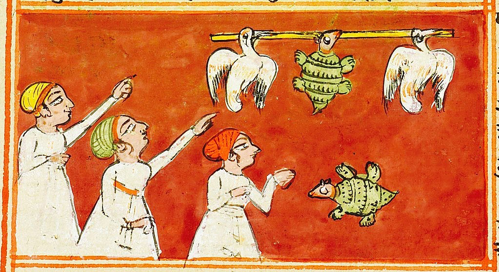 The-Depiction-of-Animals-&-Birds-in-Indian-Literature-