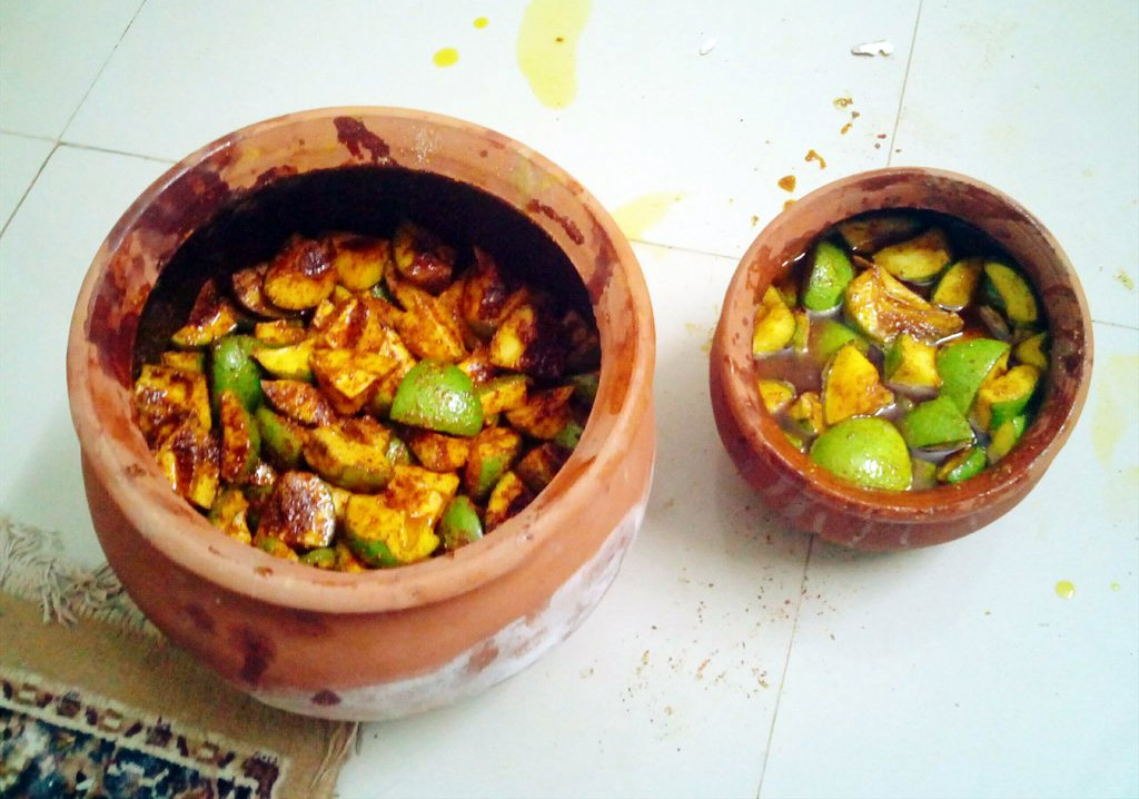 Indian-mango-pickle