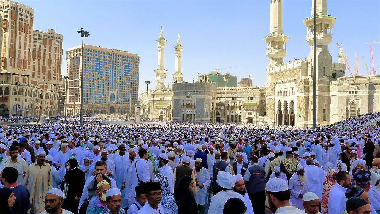 Top Destination in the Middle East 06 Mecca