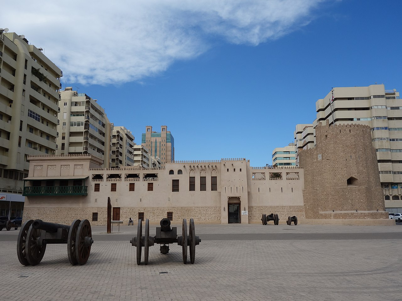 Top Offbeat Destinations in Sharjah 02 Sharjah Fort
