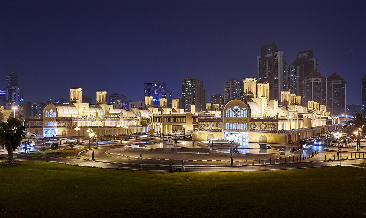 Top-Offbeat-Destinations-in-Sharjah Central Market