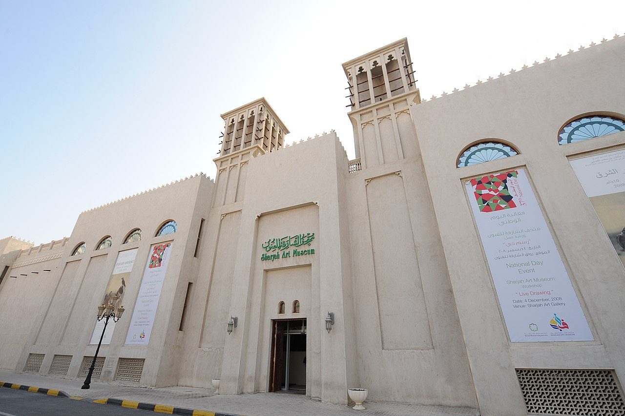 Top-Offbeat-Destinations-in-Sharjah-Sharjah_Art_Museum