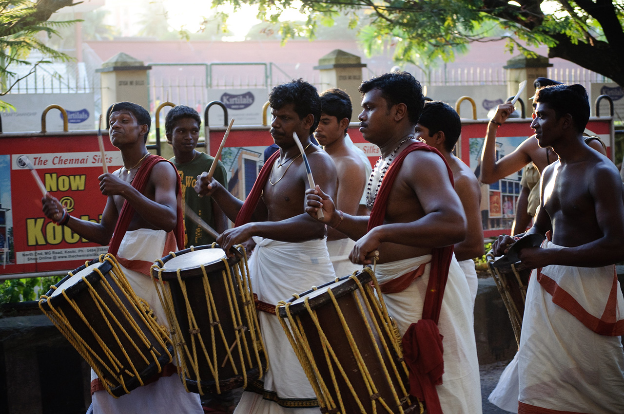 Traditional-Drums-of-India-Chenda