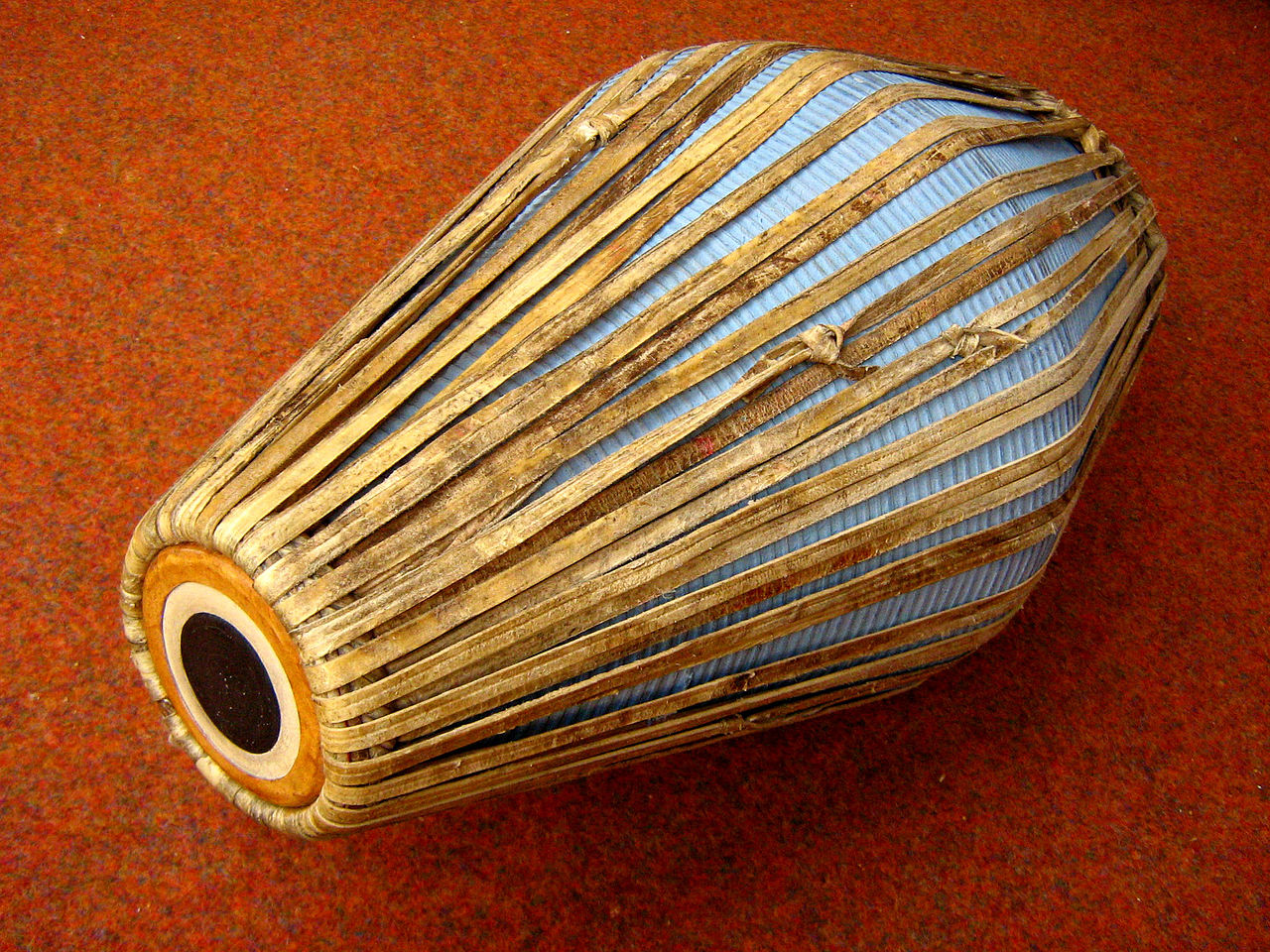 Traditional-Drums-of-India Mridangam