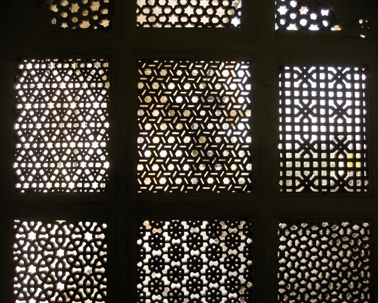 Jali-Patterns