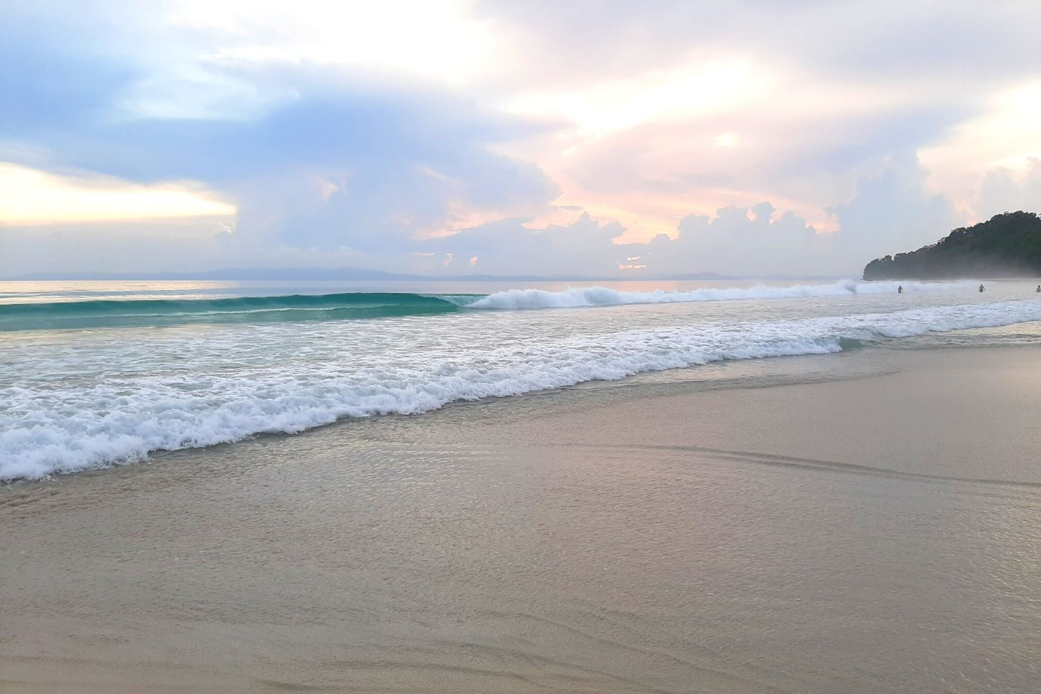 Best Beaches in Andaman Radhanagar Beach