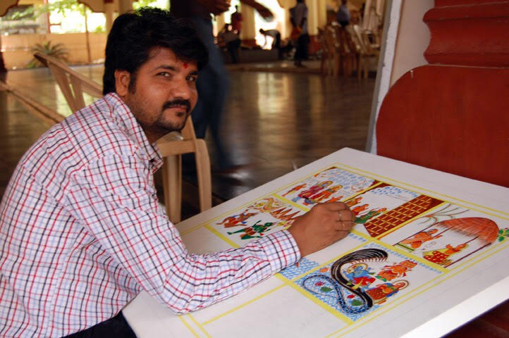 Vijay-Joshi-Traditional-Phad-Artist-01