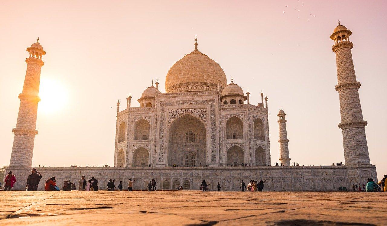 Wonder Taj Mahal & Mehtab Bagh