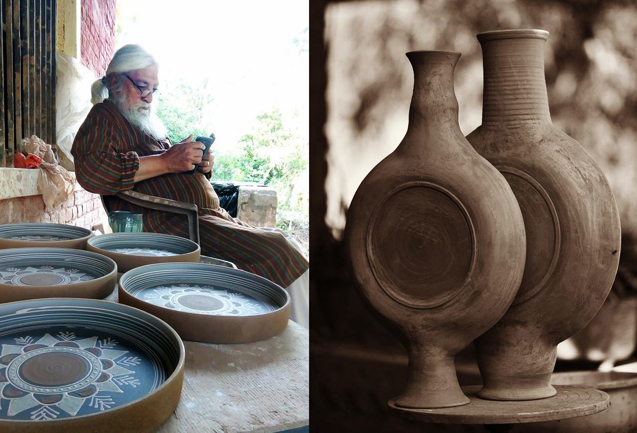 Andretta-Pottery