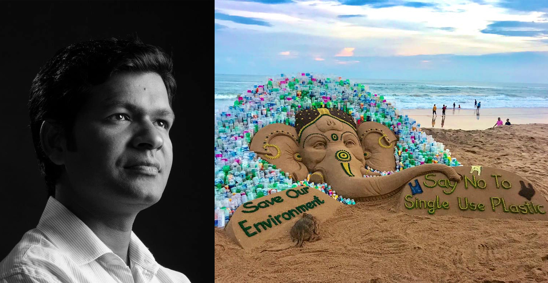 Sand-Painting-India-Sudarsan-Pattnaik