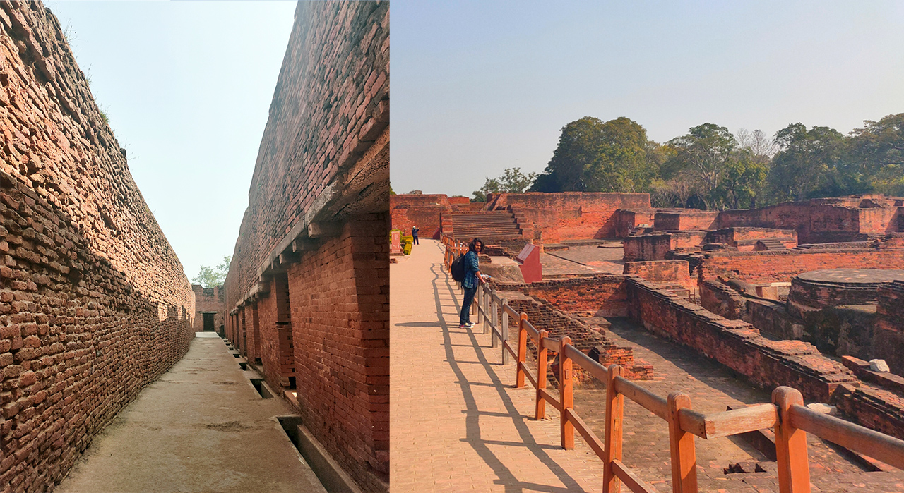 who destroyed nalanda university