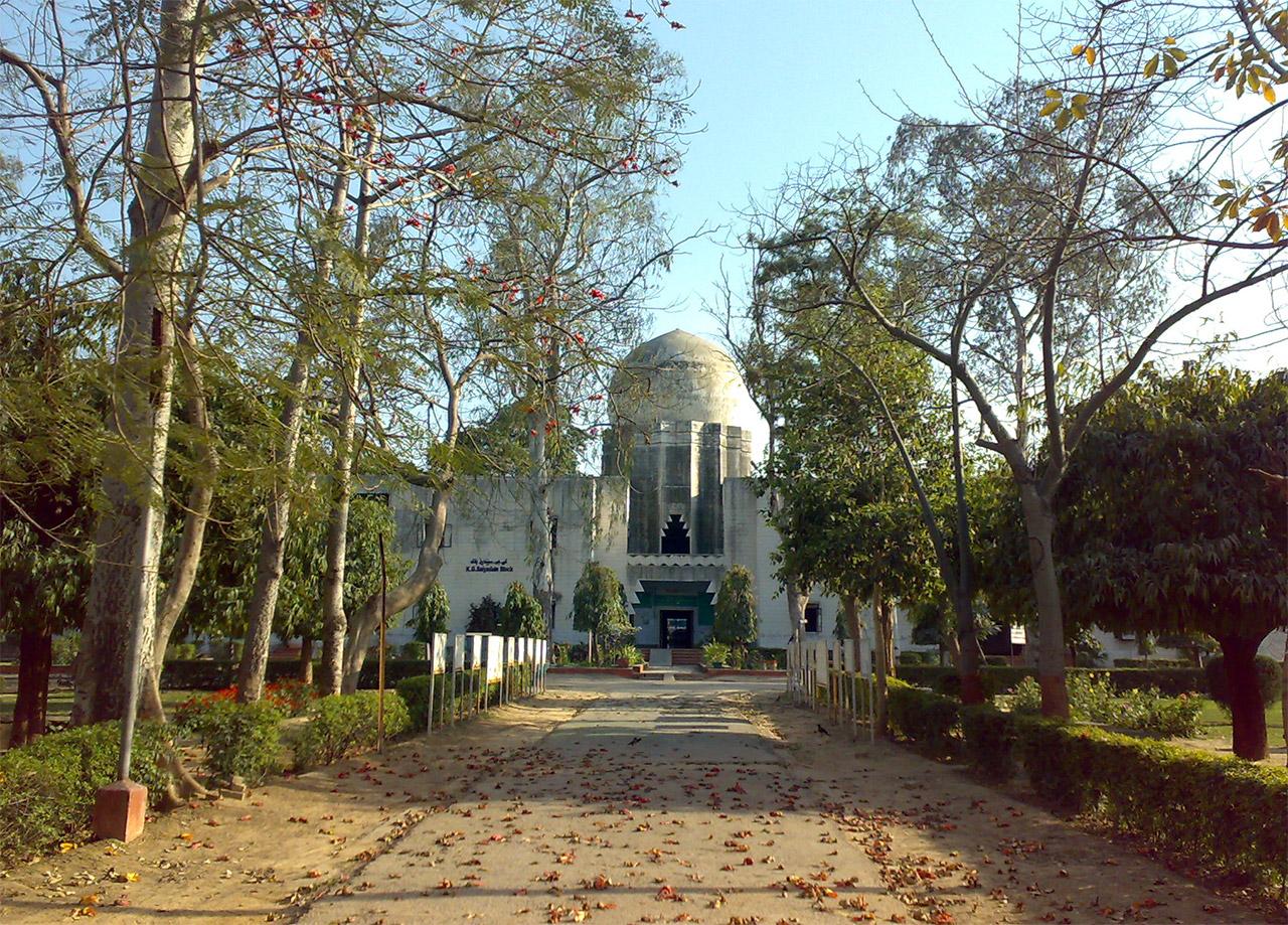 10-Best-Fine-Arts-Schools-of-India-College-of-Arts-Faculty-of-Fine-Arts,-Jamia-Millia-Islamia-University