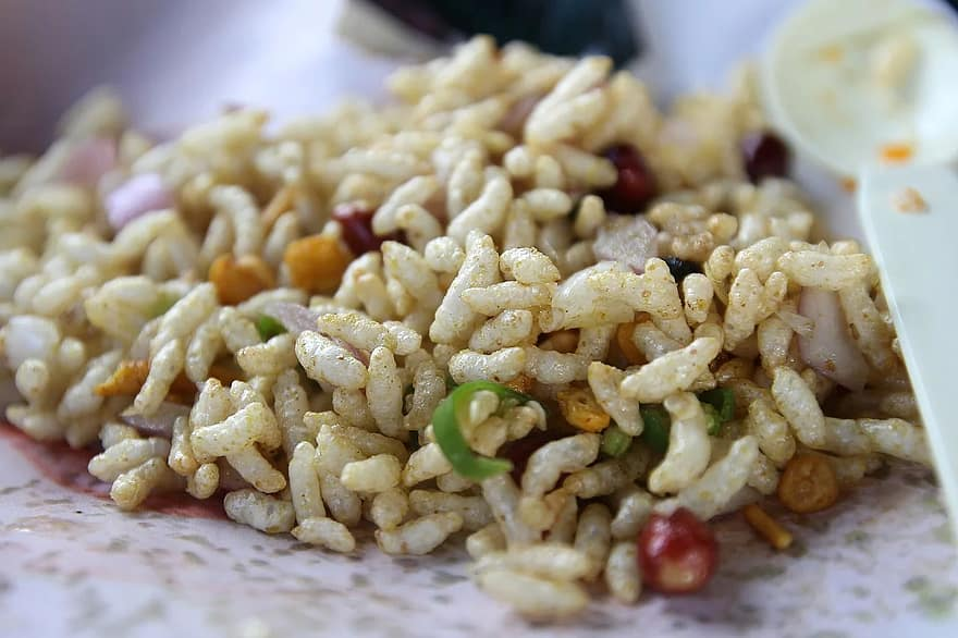 Bengali Snack jhal-muri