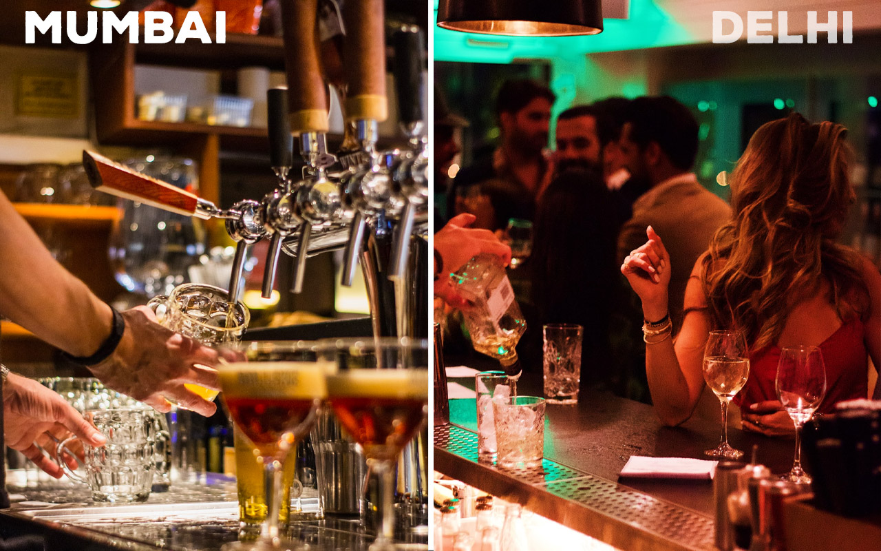 Mumbai-Night-Life-vs-Delhi-Night-Life