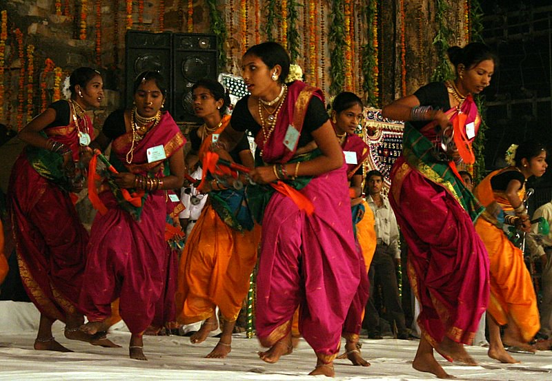Music, dance and poetry of Maharashtra