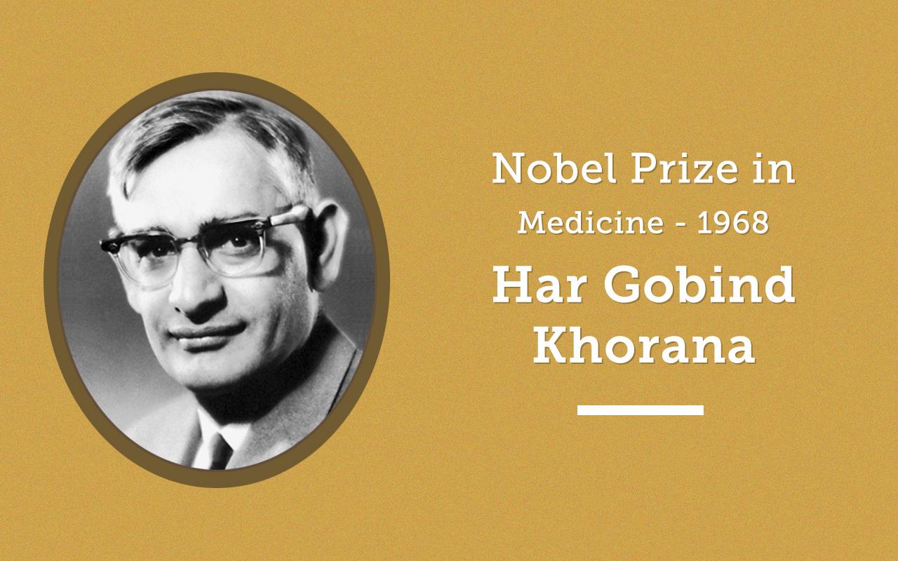 Nobel-prize-winners-from-india-Har-Gobind-Khorana