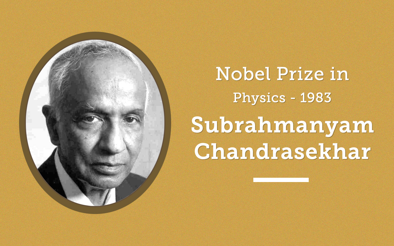 Nobel-prize-winners-from-india-Subrahmanyam-Chandrasekhar