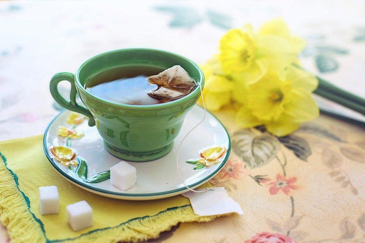 7-Types-of-Tea-in-India-Green Tea