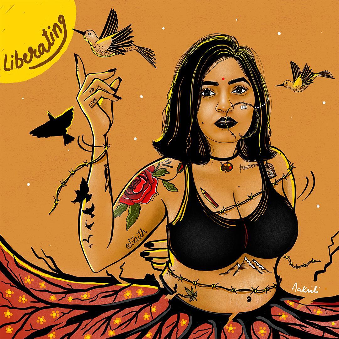 Aakriti Kohli Illustrator 01