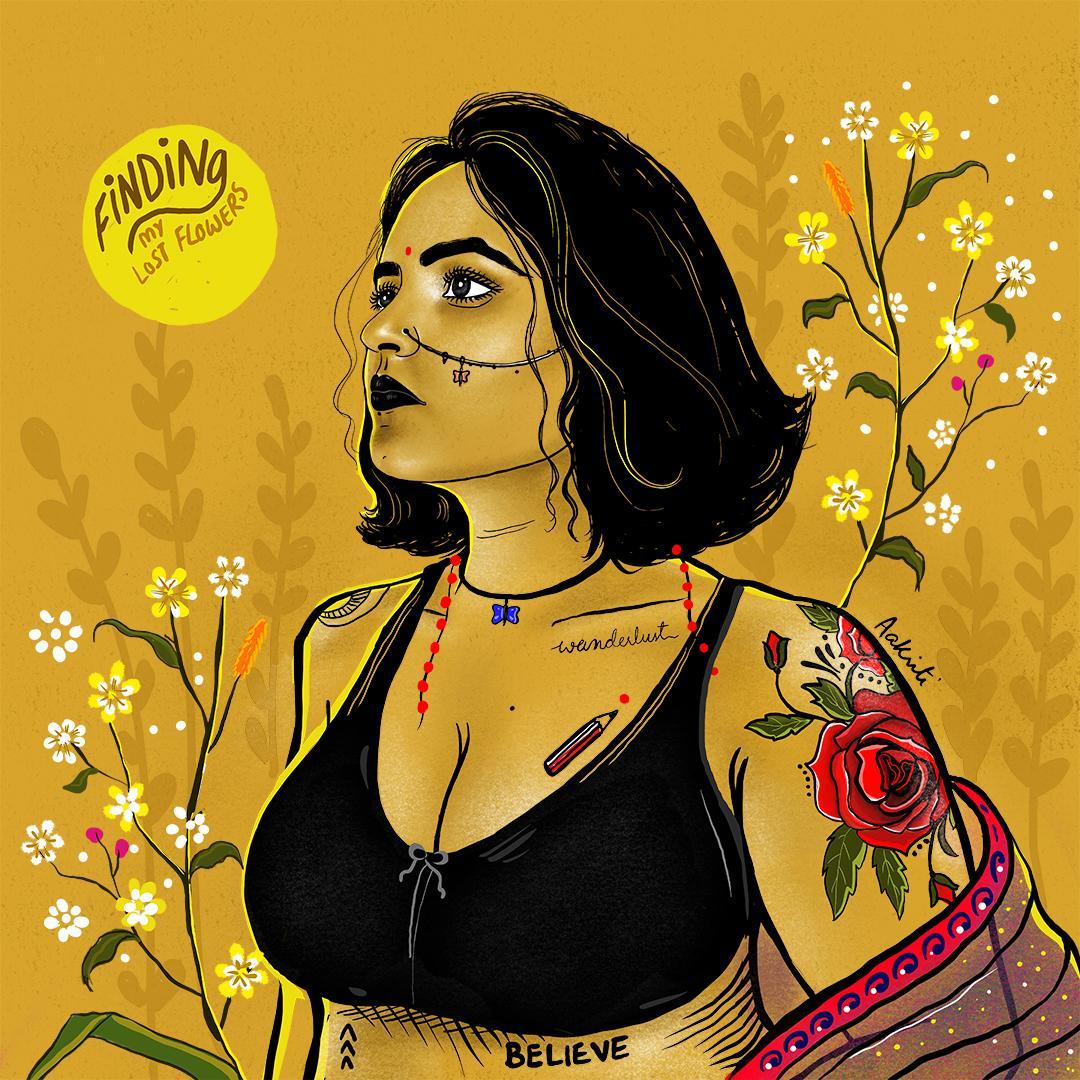 Aakriti Kohli Illustrator 03