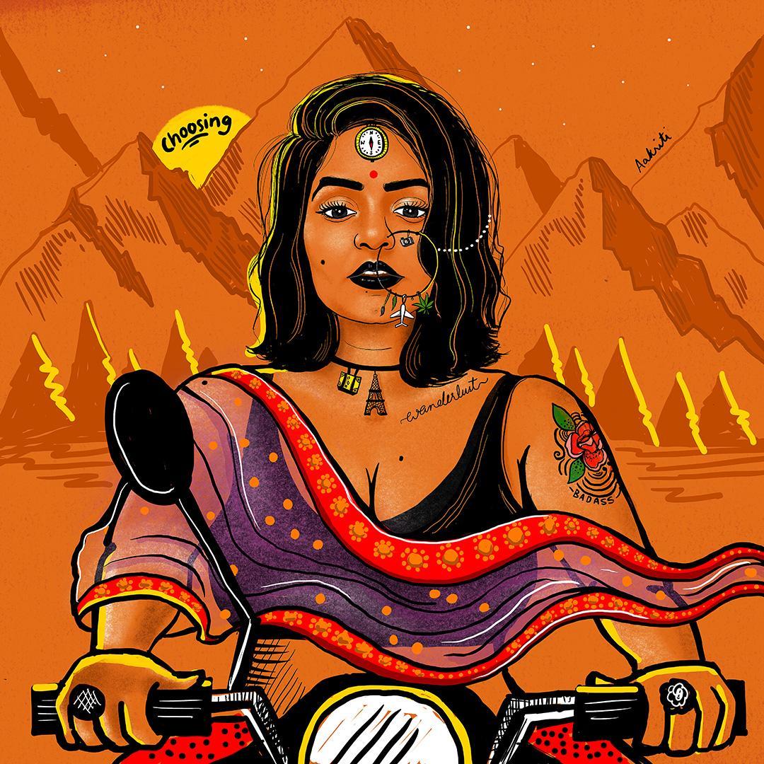Aakriti Kohli Illustrator