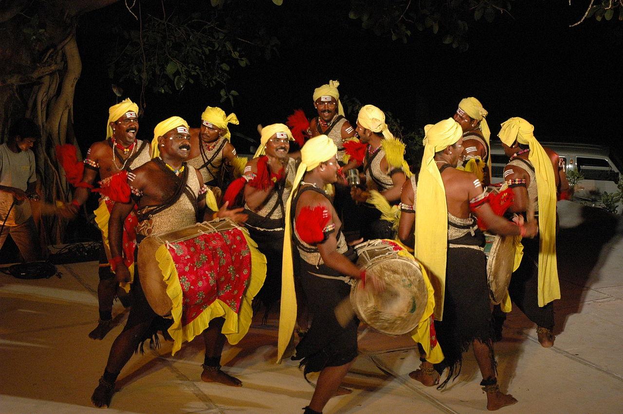 Folk dance of Karnataka