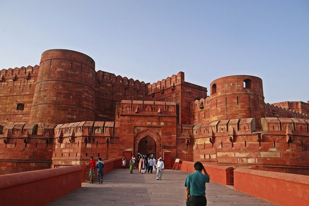 Indian-Monuments-That-Your-Child-Should-Know Agra Fort