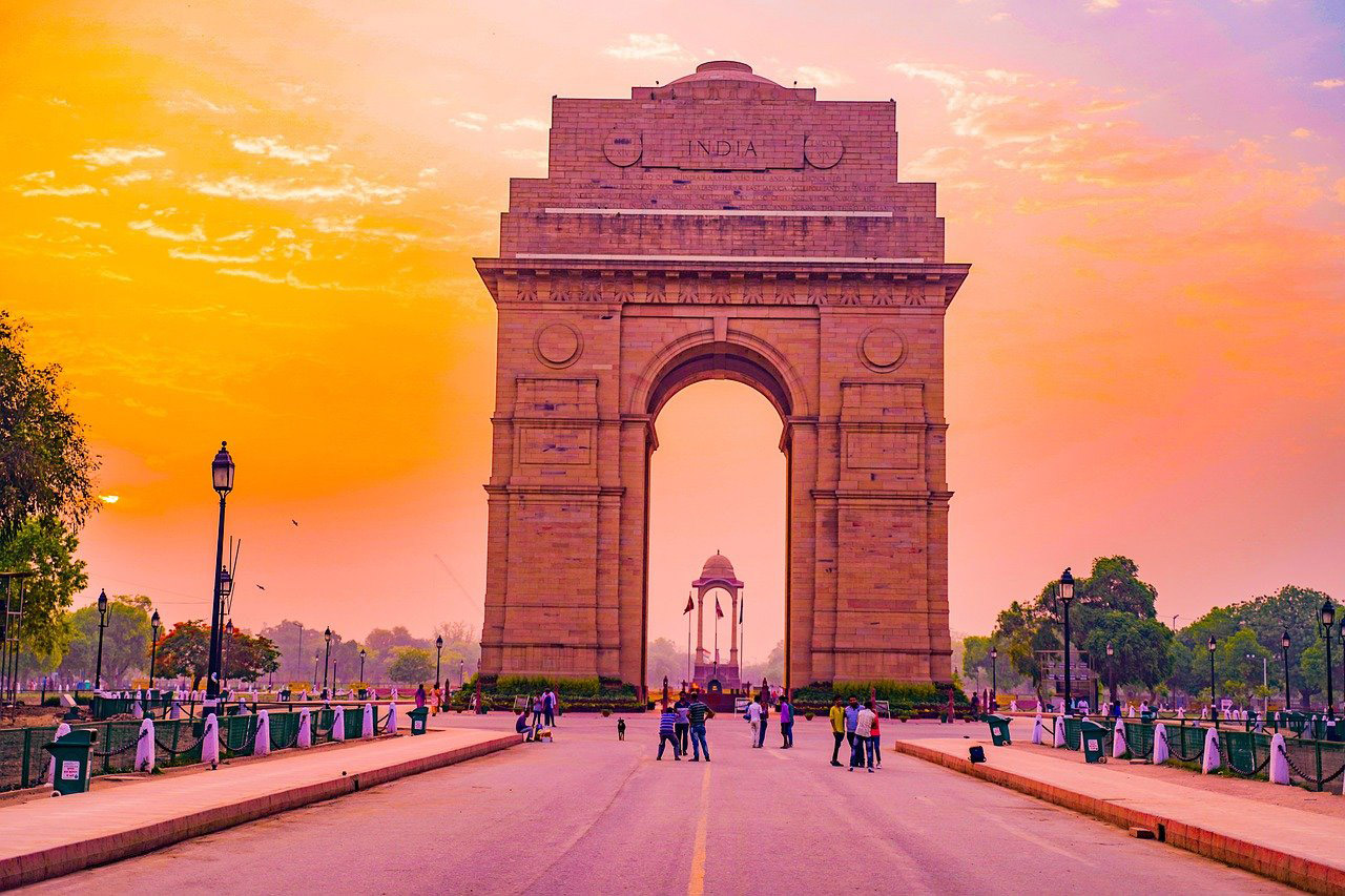 Indian-Monuments-That-Your-Child-Should-Know-India-Gate-Delhi