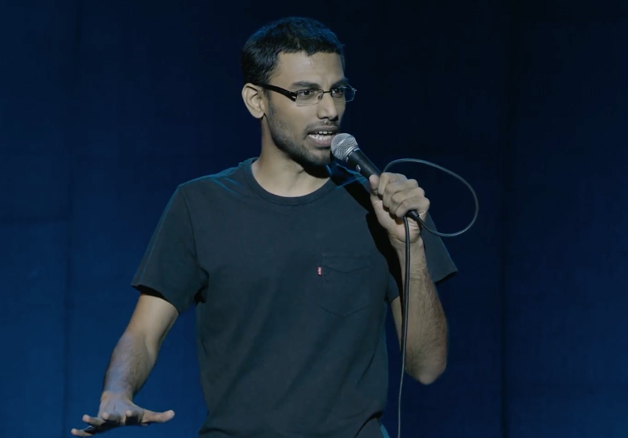 New age-Comedians-In-India-Biswa-Kalyan-Rath