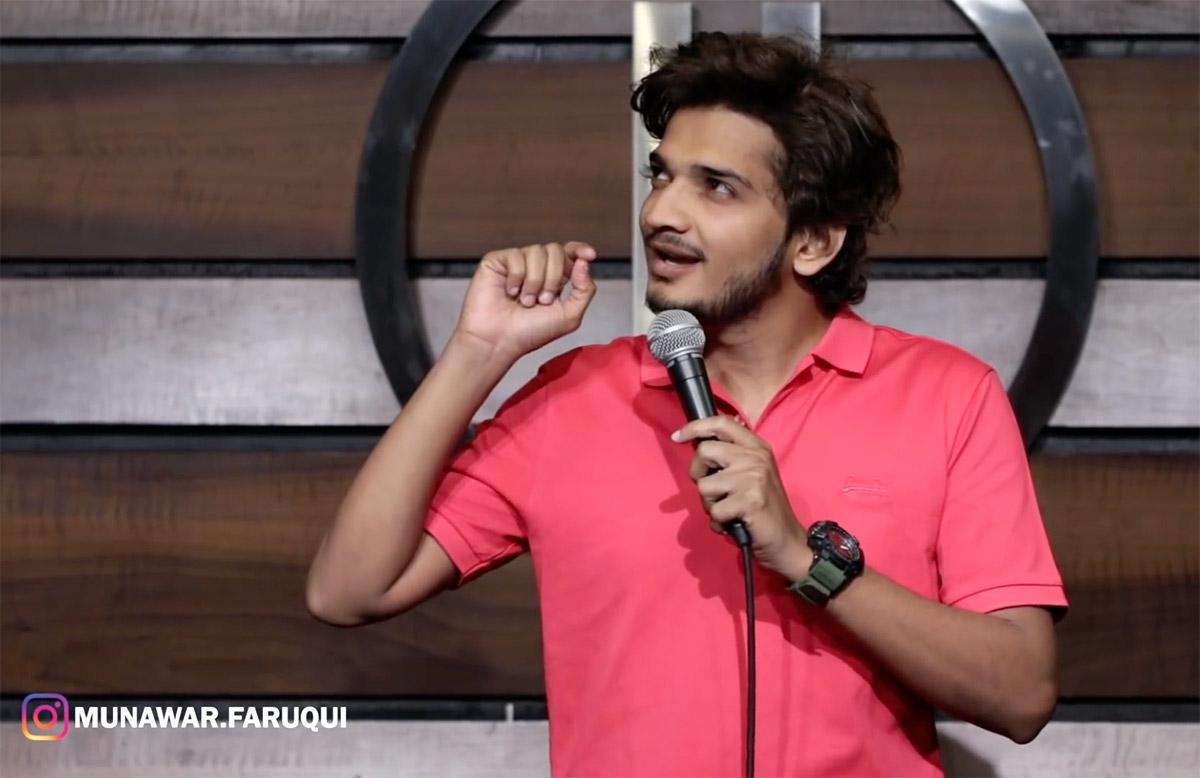 Stand-Up-Comedians-In-India-Munawar-Faruqui