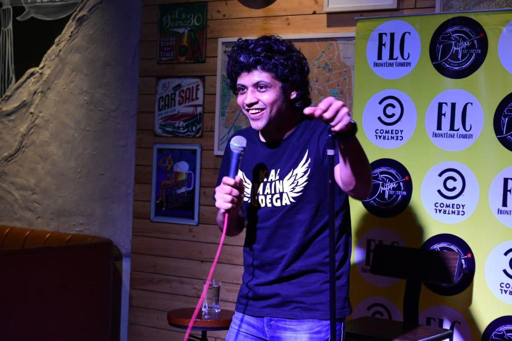 Best-Comedians-In-India-Rahul-Subramanian