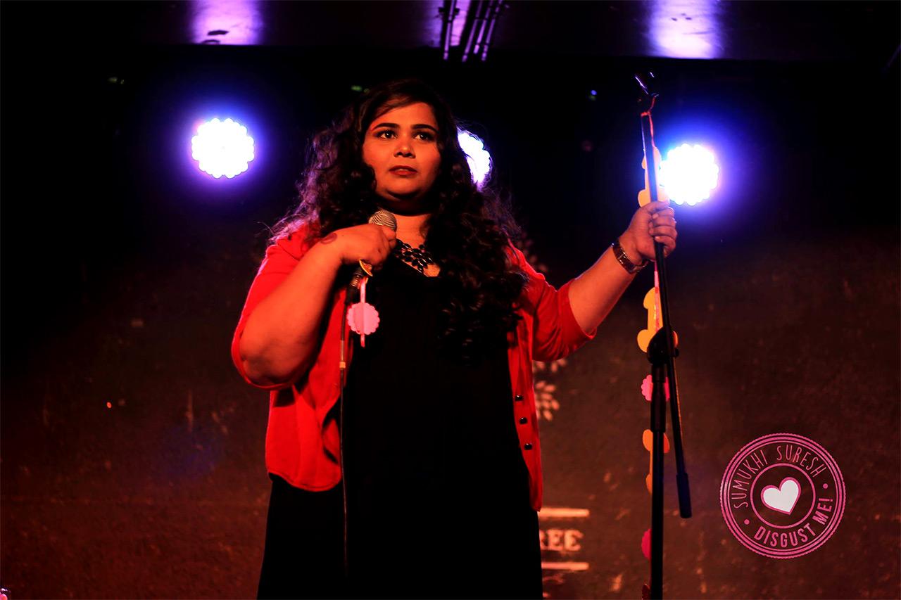 Comedians-In-India-Sumukhi-Suresh