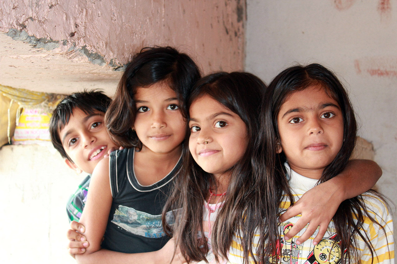 teaching-Indian-Family-Value-Empathy-to-Kids