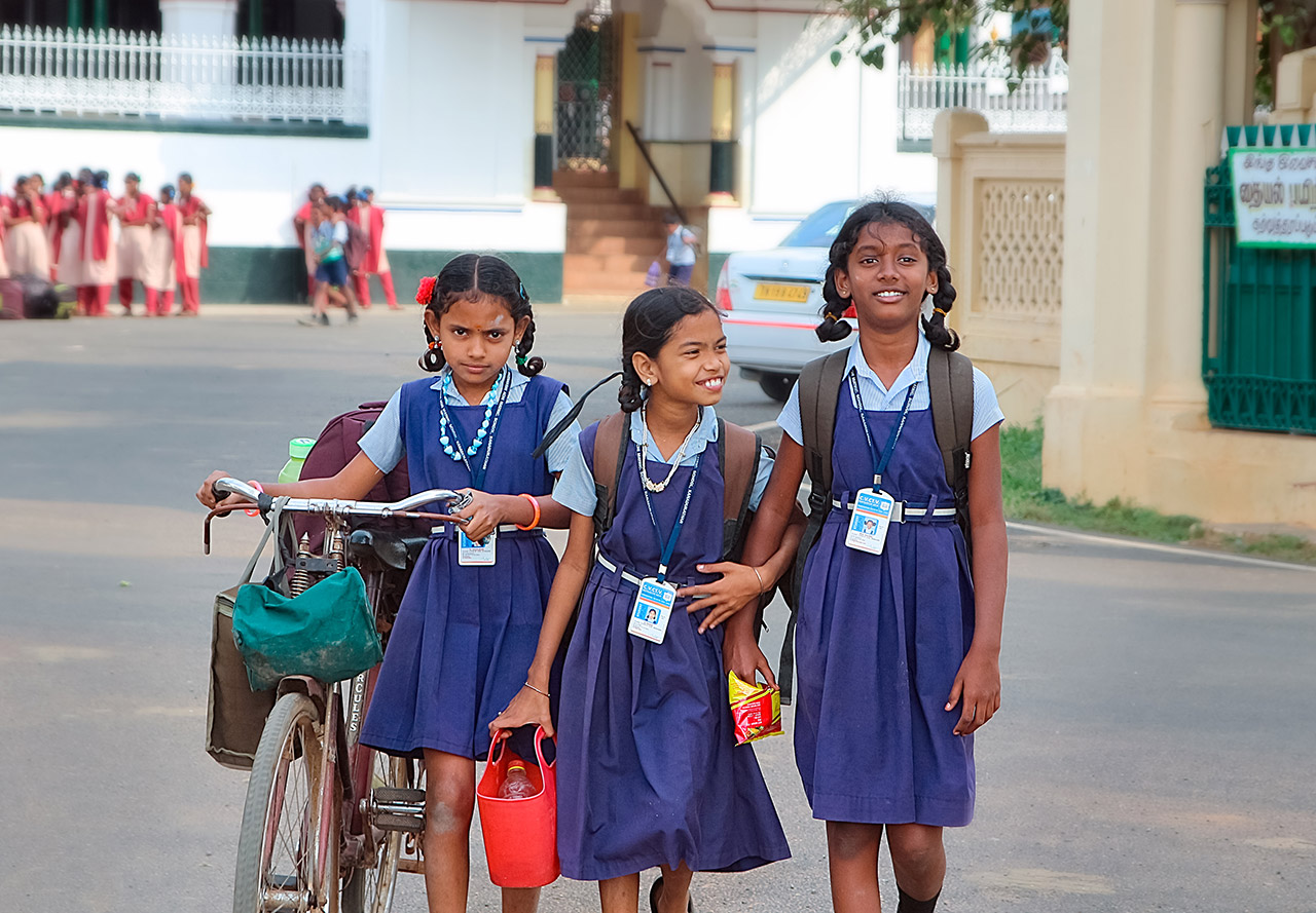 teaching-Indian-Family-Value-Equality-to-Kids