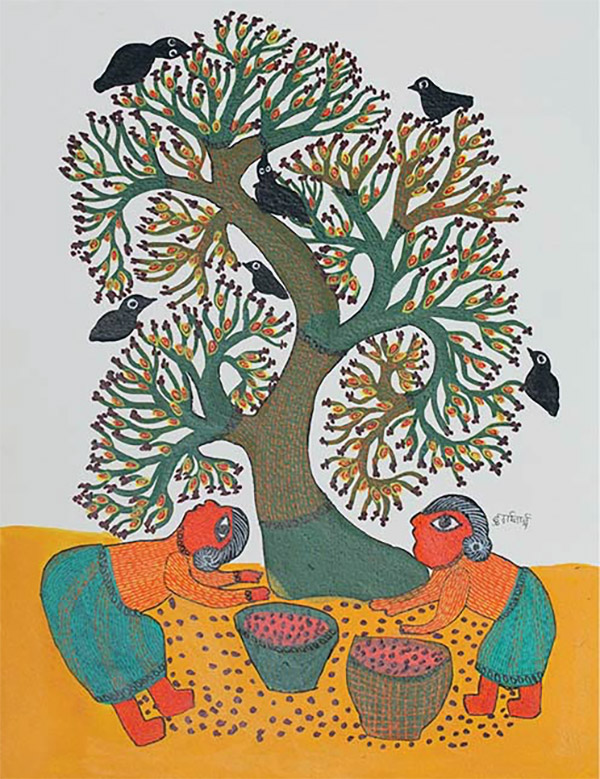 gond-art-painting