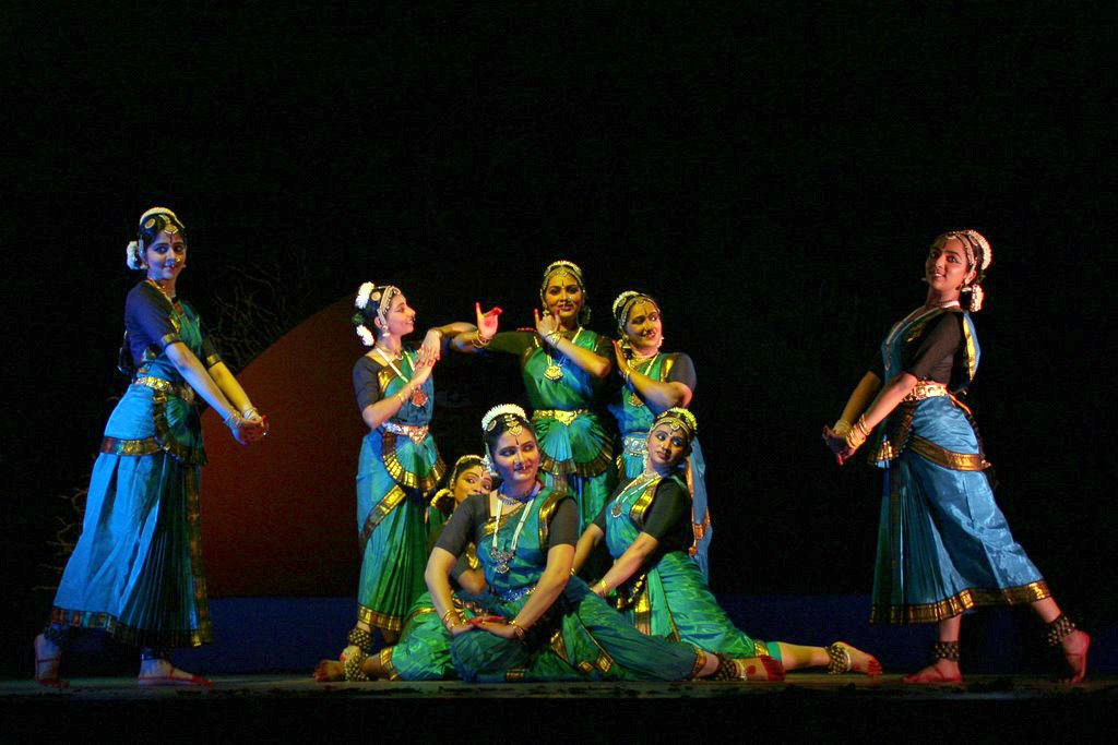 Classical-Dances-of-India-Bharatanatyam