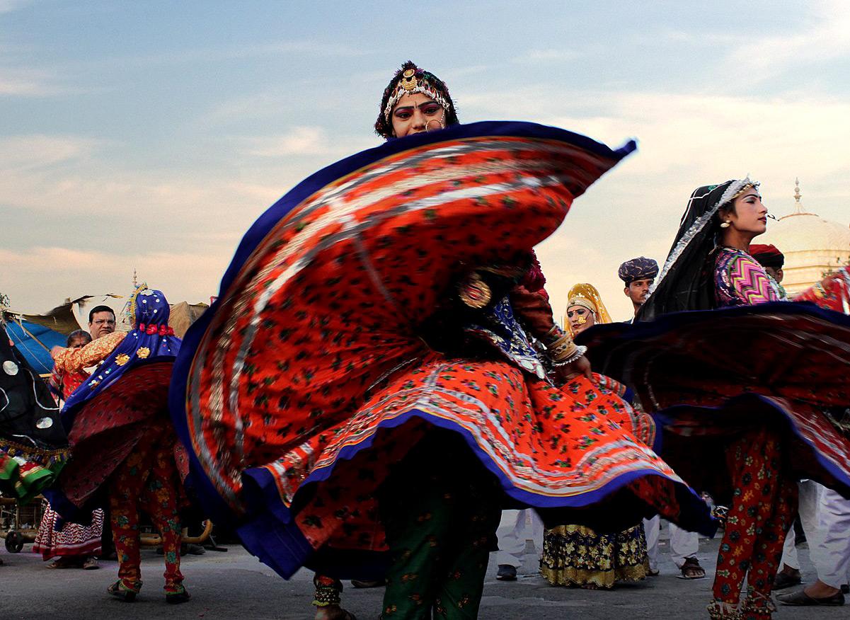 Classical-Dances-of-India-Ghoomar