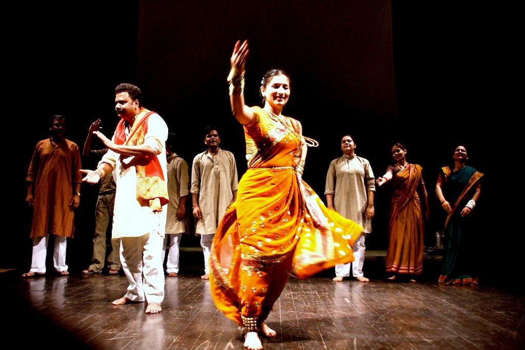 Classical-Dances-of-India Lavani