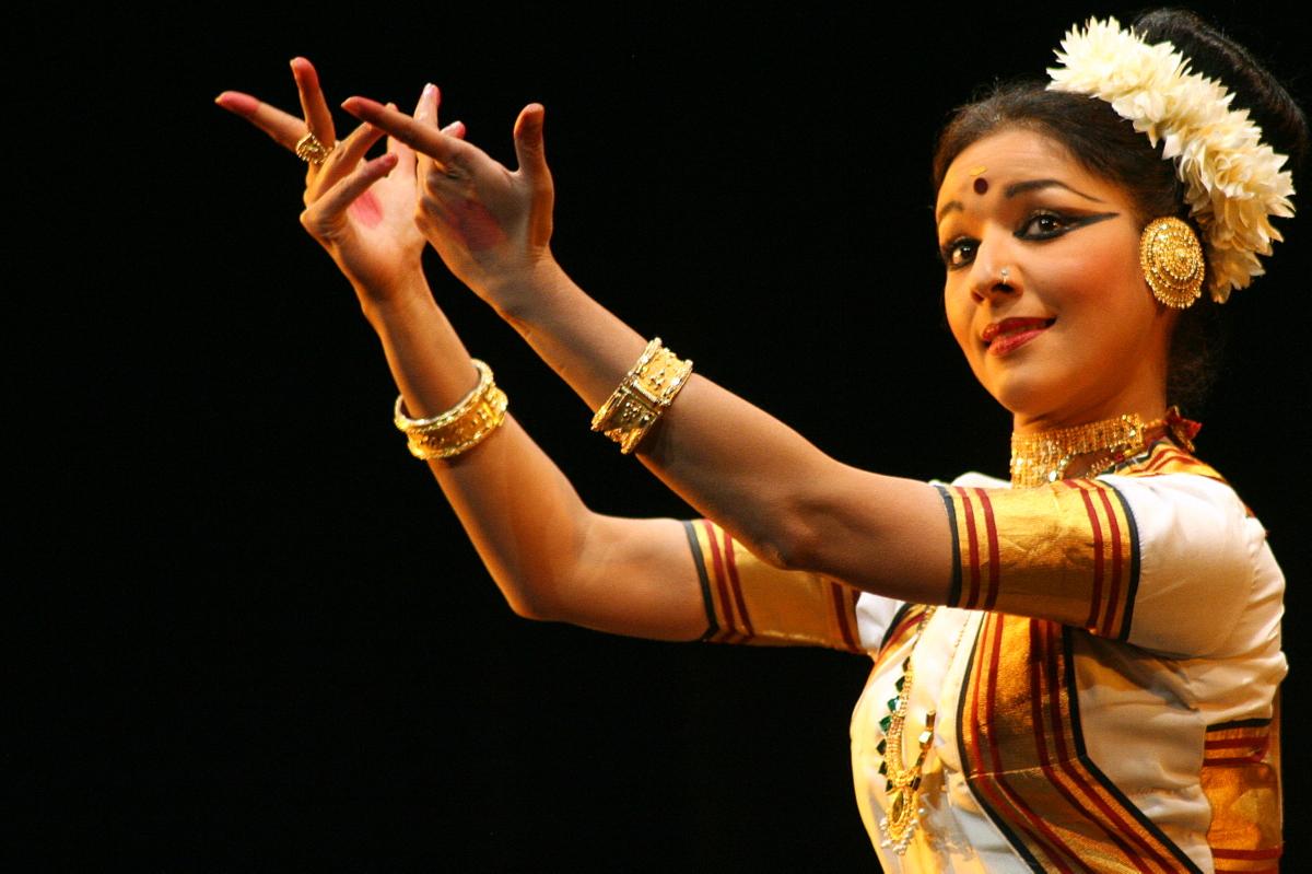 Classical-Dances-of-India Mohiniyattam