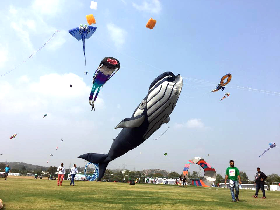 Telangana-International-Kite-Festival