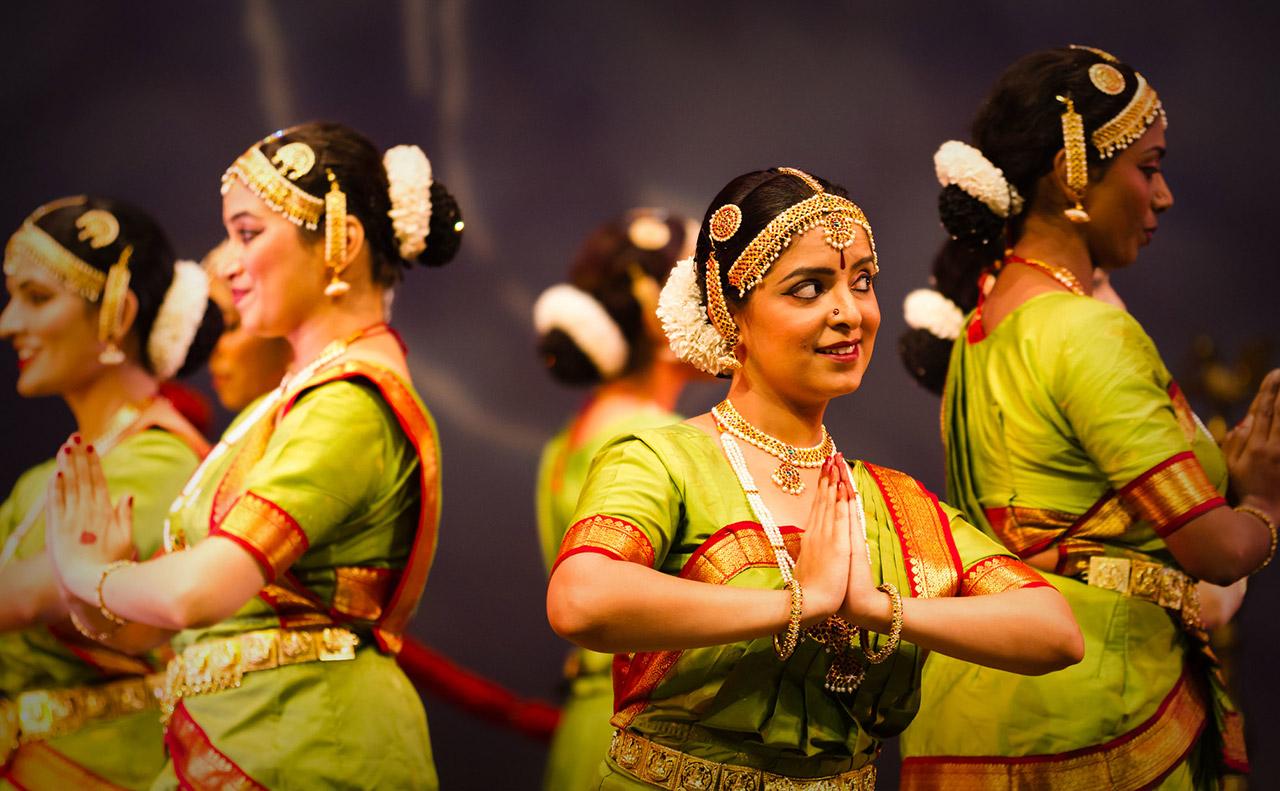 Art-Forms-Of-Tamil-Nadu-Bharatanatyam