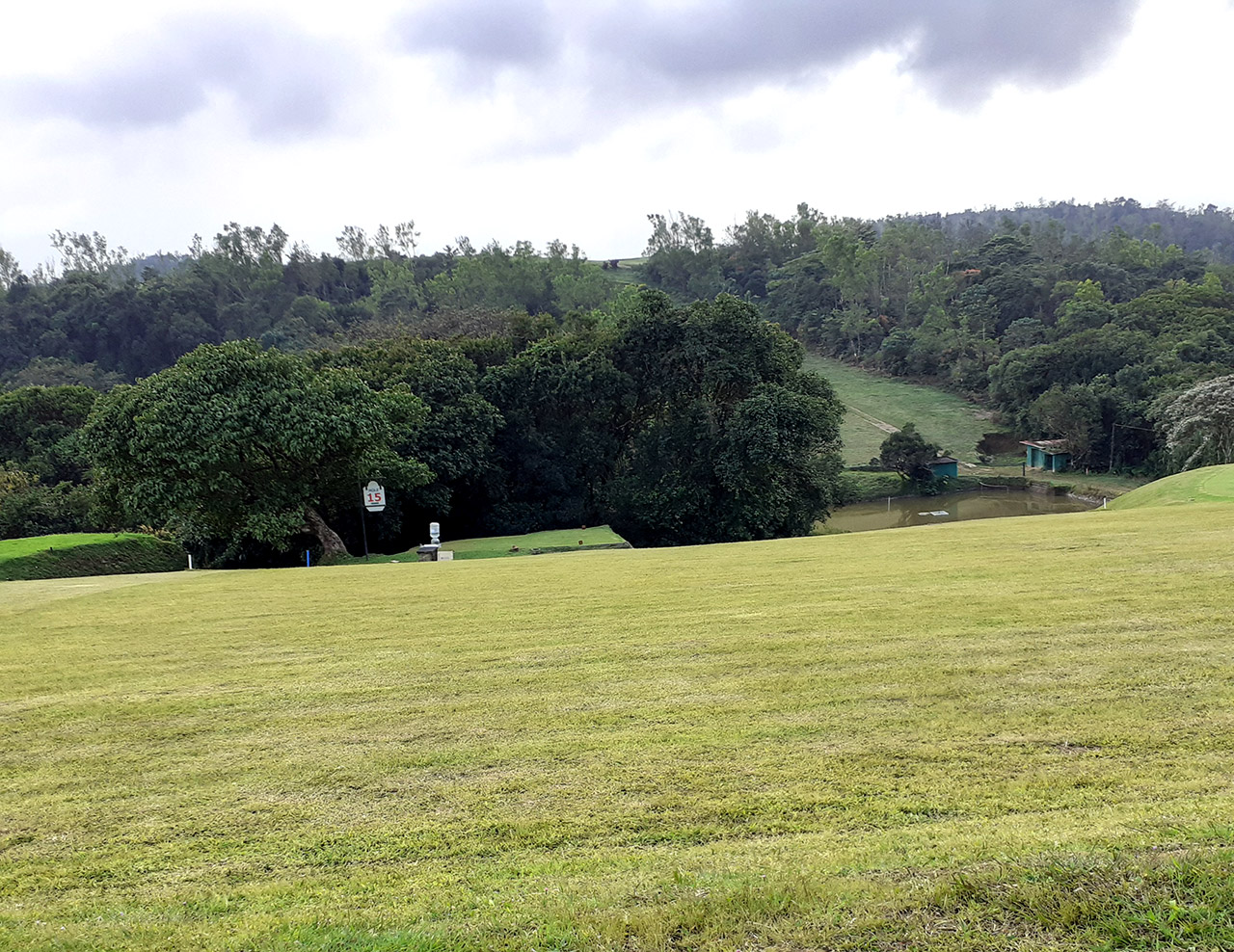 Downs-Golfa-Course