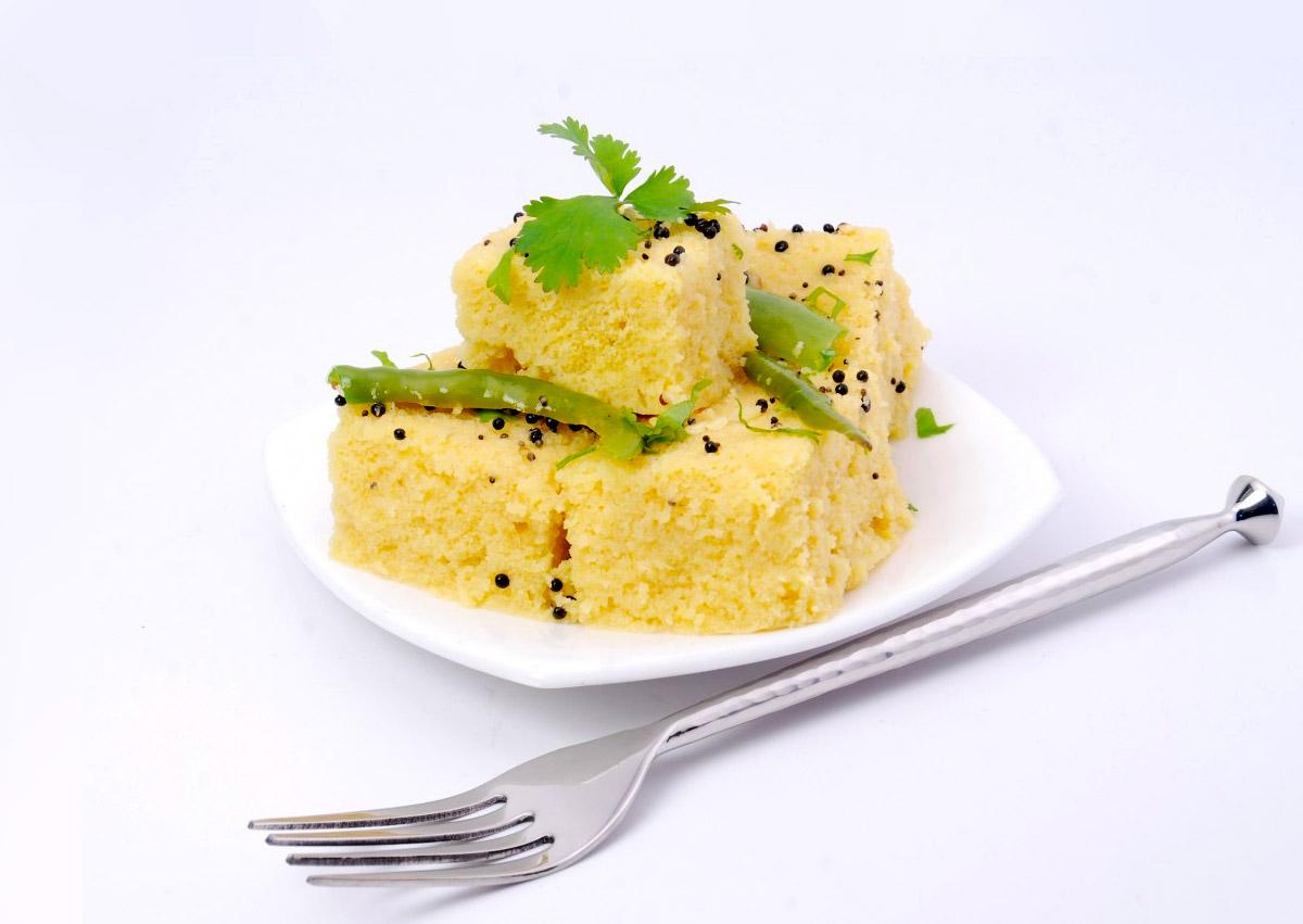 Gujarat Food Culture-Dhokla