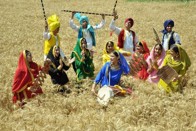 Harvest-Festivals-of-India Baishakhi